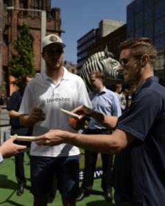 Investec Title Sponsorship of Test Cricket